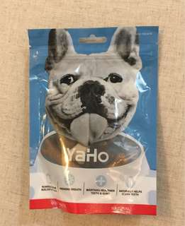 Yaho Natural Dog Bones - 10 pcs (small)