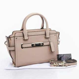 PROMO MAY! Coach Swagger Classic Medium Togo Leather
