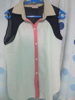 Blush Polo Shirt