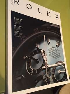 Rolex Magazine Issue #01