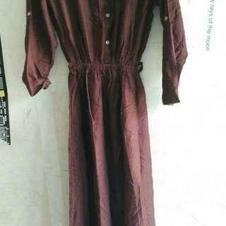 long dress gamis