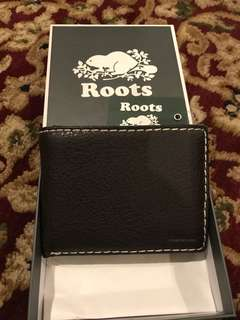 Roots wallet For Men