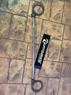 MAZDA ASTINA 323 ADJUSTABLE FRONT BAR