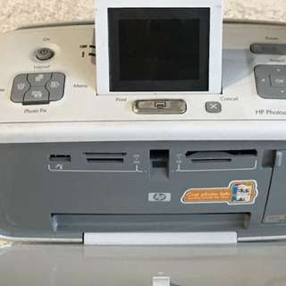 HP printer photo smart A616