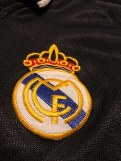 Real Madrid soccer football too