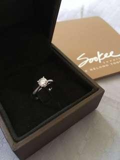 Diamond Ring Proposal Ring Wedding Ring