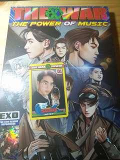 EXO Power專輯