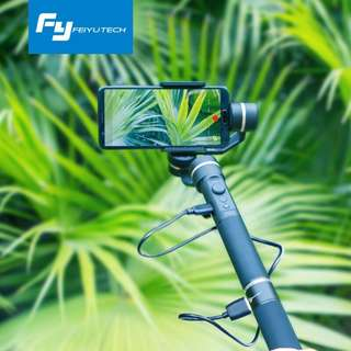 🚚 Feiyu Extension Handle Powerbank for all Feiyu Gimbal with 1/4 inch screw mount like SPG G5 G6 WG2 Vimble 2 A1000 A2000