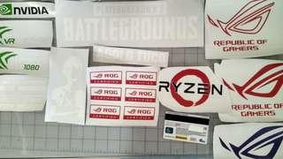 Custom Sticker Any Design