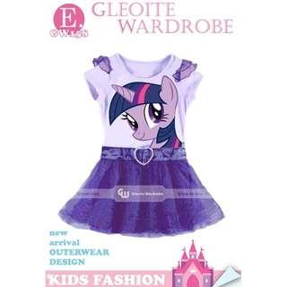 dress anak perempuan gw158 e