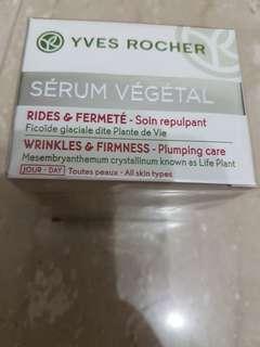 Yves rocher serum (bnib, full sized)day moisturiser