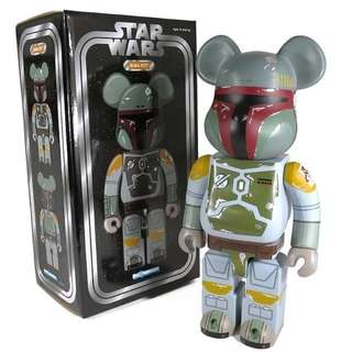 Bearbrick starwars 1000%