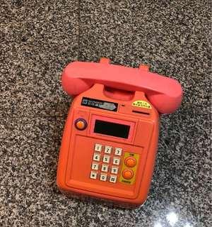 🚚 投幣電話 復古電話
