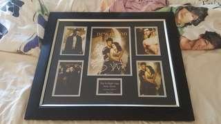 "The Twilight Saga - New Moon ""Limited Edition"" Signed Frame"