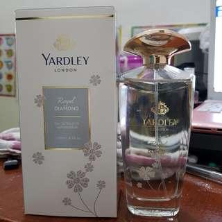 Yardley London Royal Diamond 125ml