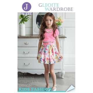 dress anak perempuan gw 171 j
