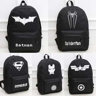 A4 Backpack Bag