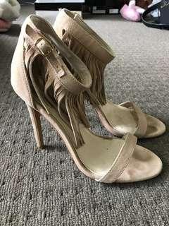 Novo tassel Heels