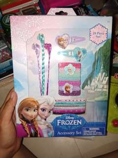 Frozen Accessory Set