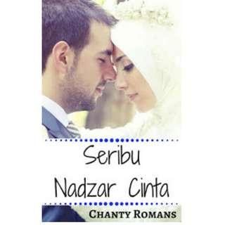 Ebook Seribu Nadzar Cinta - Chanty Romansa