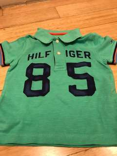 Tommy Hilfiger polo tee shirt