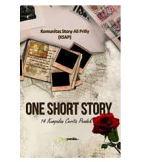 Ebook One Short Story - Komunitas Story Ali Prilly (KSAP)