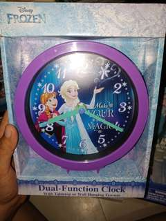 Frozen Dual Function Clock