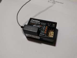 Futaba R603FS 3channel receiver