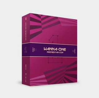 (PREORDER) Wanna One Fancon DVD & Blue-Ray