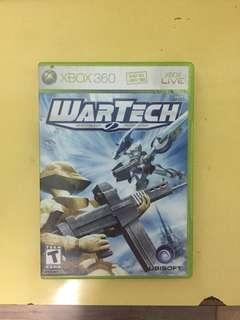 Wartech xbox360