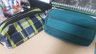 2 Pencil Cases at $10
