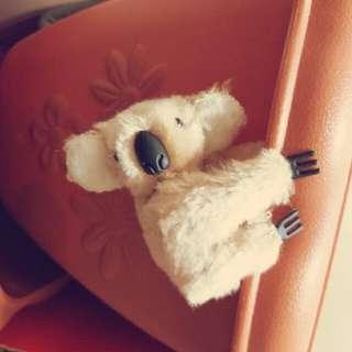 KoalaBearClip可愛樹熊夾