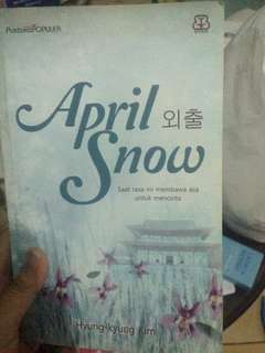 April snow novel