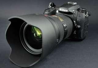 Nikon D7000 (SG) 18 - 105 VR KIT BK