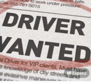 Vacancy as Personal Driver