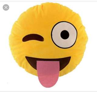 Emoji Cushion / Pillow