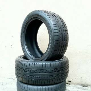 Used 255/50 R19(Sold) Bridgestone (2pcs) 🙋‍♂️