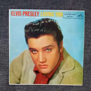 Vinyl - Elvis Presley, Loving You