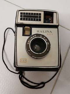 Halina Roy camera