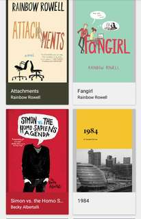 Epub YA books