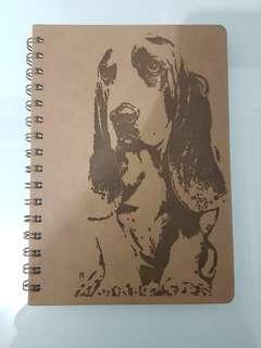 Hush Puppies Notebook