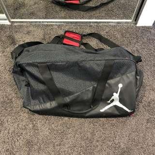 Michael Jordan gym bag