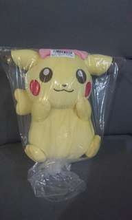 Pikachu Girl Soft Plush