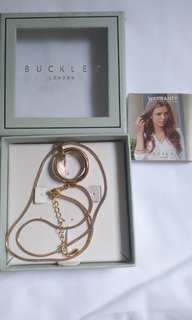 Buckley London Chain and Pendant