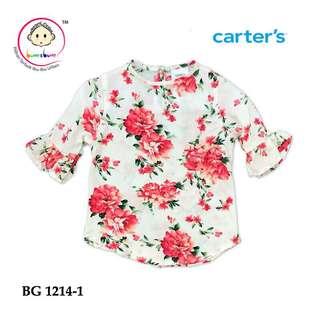 Floral Top blouse kids
