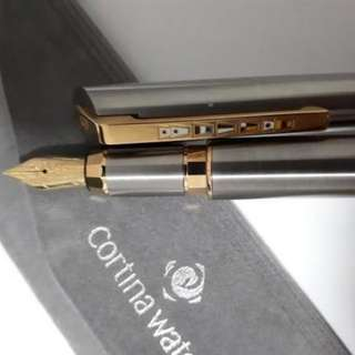 Corum Admiral's Cup Fountain Pen