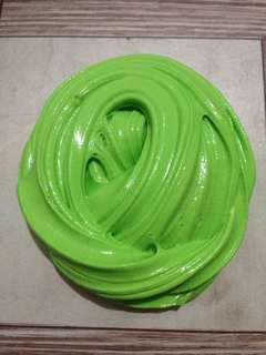 Green Butter Slime