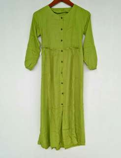 Gamis dress tunic