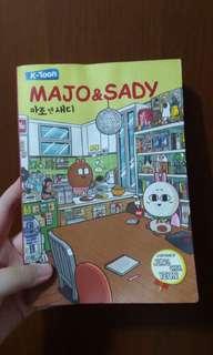 K-toon Majo & Sady by Jung Chul Yeon