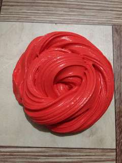 Red Butter Slime